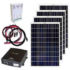 g solar 400 w off grid solar panel kit
