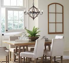 12 rustic chandeliers on rectangle dining room light