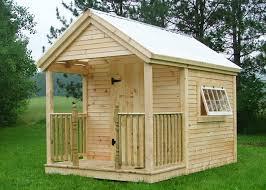 8x12 garden shed exterior
