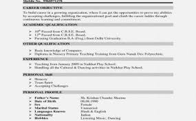 Great Resume Objectives Pretty How To Write A Good Resume Objective