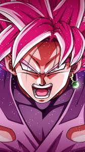 Super Saiyan Rose Goku Black Gif ...