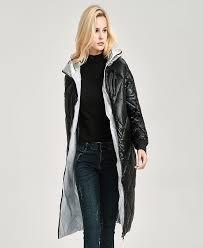 long hooded coat parka women thickening super warm padded coats winter jacket