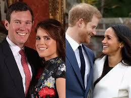 Princess eugenie and meghan markle's wedding tiaras have one major thing in common. How Princess Eugenie S Wedding Will Compare To Weddings Past