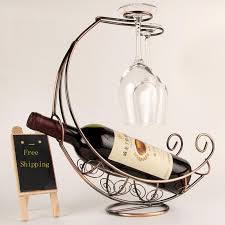 Metal wine glass rack Wall Mounted 2019 Onnpnnq Creative Fashion Metal Wine Rack Hanging Wine Glass Holder Pirate Ship Shape Bar Wine Holder Hot Selling From Sunnysleepvip6 3016 Dhgate French Juice 2019 Onnpnnq Creative Fashion Metal Wine Rack Hanging Wine Glass