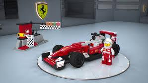 Lego 75913 f14 t & scuderia ferrari truck. F14t And Scuderia Ferrari Truck Lego Speed Champions Videos Lego Com For Kids
