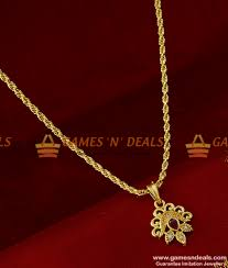 smdr155 gold plated jewellery fancy ad stone pendant with short chain indian jewelry 170 1 850x1000 jpg