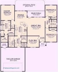 amazing two story 6 bedroom house plans for luxury two story home plans with open