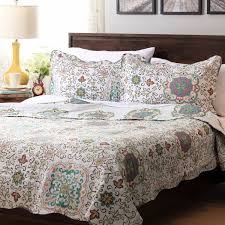 quilt sets queen bedding quilt coverlet nice set in rectangle twin pillows also thin bedcover