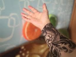 Как клеить <b>татуировки</b> с Алиэкспресс - YouTube