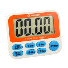 Ten Minutes Countdown Timer Countdown Up 10 Min 10 Sec Fast Setting Digital Lcd 12 Hours