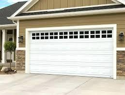 great garage doors ideas garage door panel with windows all modern home designs garage door windows