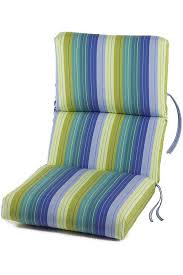 Pleasant Outdoor Cushions High Back Chair Model Patio With Outdoor