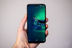 How To Turn Off Light On Motorola Phone Motorola Moto G8 Plus Review A Battery Boost For The Budget