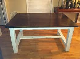 Make Your Own Kitchen Table Building Your Own Dining Room Table Us Including Great Build