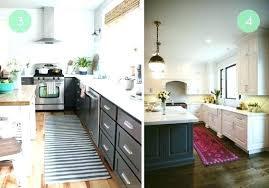 kitchen runner kitchen runner rug impressive kitchen runner rugs beautiful ways to use rugs in your kitchen runner