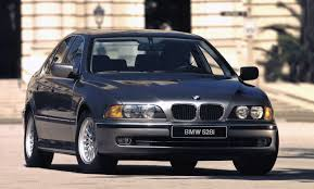 Sport Series 1998 bmw 528i : History of the BMW 5 Series
