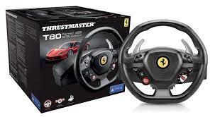 Thrustmaster T80 Ferrari 488 Gtb Edition Ps4 Pc