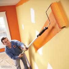 fix any wall before you paint to get a super smooth finish