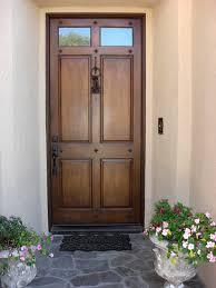 wooden front doorSolid Wood Front Door  Door Design Ideas on worlddoorsnet