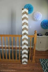 wooden growth chart wooden chevron growth chart tutorial wooden growth chart with photo slots wooden growth chart personalized