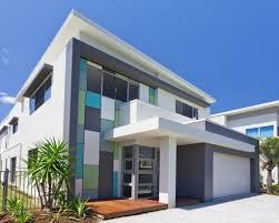 Home Outside Color Design Ideas Contemporary Home Exterior Design Ideas