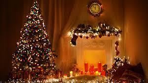 Christmas Fireplace 4k - 3840x2160 ...