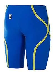 Speedo Lzr Racer X High Waisted Jammers Beautiful Blue