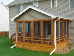 beautiful screened in patio ideas privacy screen patio and deck design in durham region pickering exterior