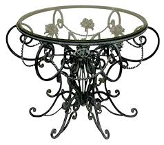 wrought iron table legs australia awesome round coffee designs from the historical record