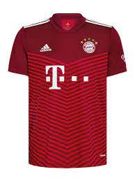 FC Bayern Trikot Home 21/22
