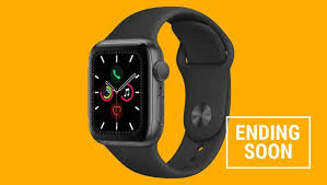 apple watch series 5 drops to a new low
