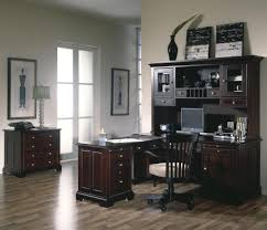 futuristic office desk. Futuristic Modern Home Office Desk With Durable Cabinet Drawers Swivel Chair As Well Glass Window Between