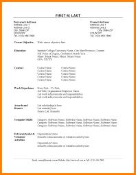 Resume Sample For Fresh Graduate 24 Simple Resume Sample For Fresh Graduate Legacy Builder Coaching 21