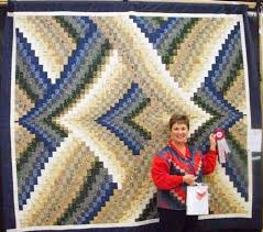 Free Bargello Heart Quilt Pattern   2009 Rosettes ~ Photo Gallery ... & Free Bargello Heart Quilt Pattern   2009 Rosettes ~ Photo Gallery ~ Canadian  Quilters' Association Adamdwight.com