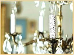 stirring chandelier parts candle covers lamp candle sleeves full image for chandelier candle covers decorative candle