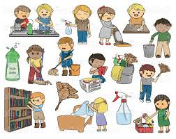 Chores Daily Clipart Free Images Wikiclipart