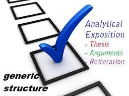 What Is Analytical Exposition Kursus Bahasa Inggris Gratis