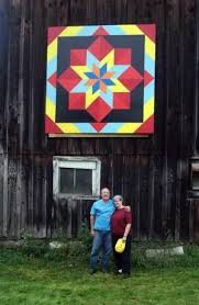 2417 best Quilting - BARN QUILTS images on Pinterest | Barn quilt ... & barn quilt by AislingH Adamdwight.com
