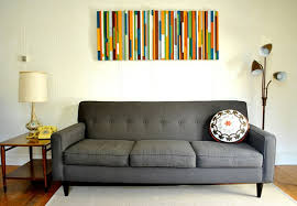 diy wall art ideas for living room. view in gallery diy painted (colorful) wood wall art diy ideas for living room