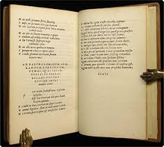 as renouard notes the first book of carmina was previously printed by the aldus firm in 1491