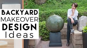 interior design my backyard makeover