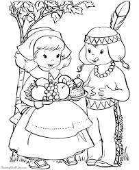 Small Picture Happy Thanksgiving coloring pages 001