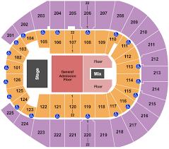 Jqh Seating Chart Billets Korn Superbillets