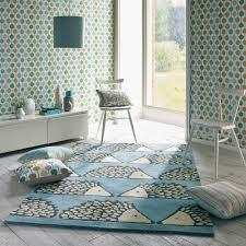 Modern Design Kleurrijke Cirkels Stippen Behang Creatie Patroon Kids