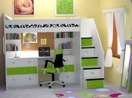 bed with desk ikea bunk w underneath regarding remodel 0