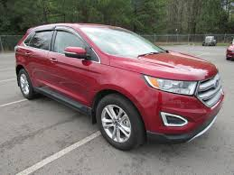 2015 Used Ford Edge 4dr SEL FWD at Landers Ford Serving Little ...