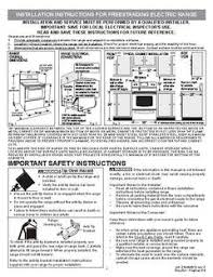 shop frigidaire freestanding 5 3 cu ft self cleaning electric range Electrical Schematic at N 4x24 Understanding The Wiring Schematics