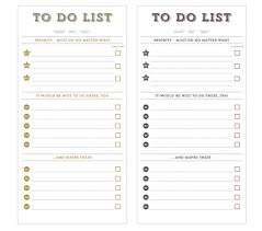 Prioritized To Do Lists Todo Sheet Under Fontanacountryinn Com