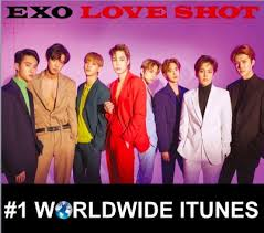 World Itunes Album Chart Exo Debuts At 1 On The Worldwide Itunes Chart With Their