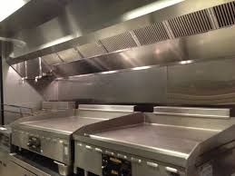 Cleaning Range Hood Commercial Kitchen Hood Cleaning Services Inspiration Decoration
